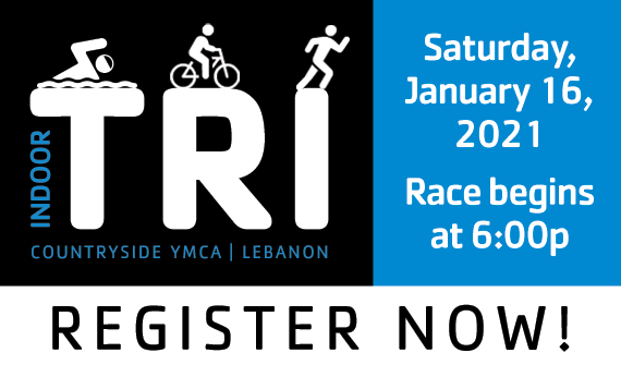 COUNTRYSIDE YMCA ANNUAL INDOOR TRIATHLON