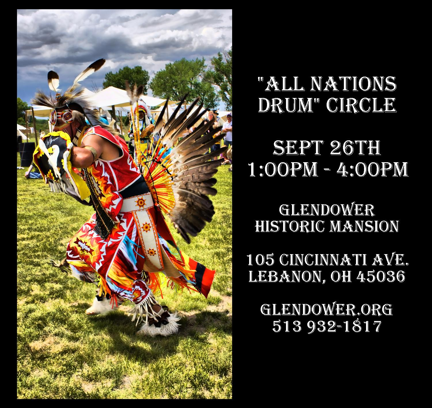 All Nations Drum Circle