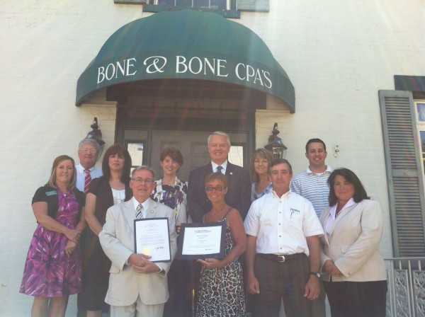 Bone & Bone CPA's Celebrates 35 Year Anniversary