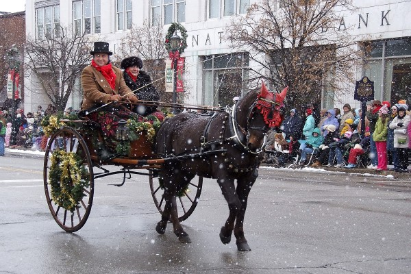 Lebanon Carriage Parade Sponsorship & Volunteer Opportunities
