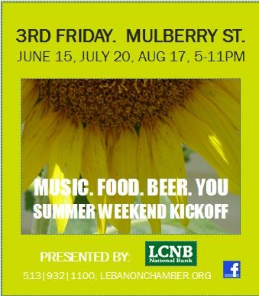3rd Friday on Mulberry Season Finale