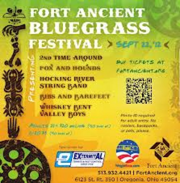 Blue Grass Festival @ Fort Ancient