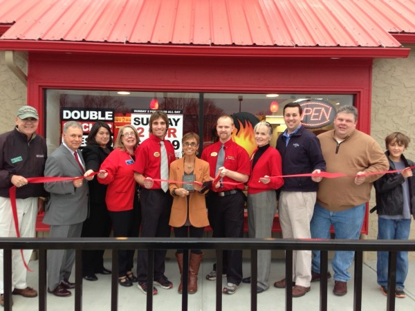 Hot Head Burritos Celebrates a Ribbon Cutting