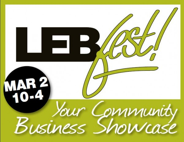 LEBfest Coming Soon!  Reserve Your Spot Today!