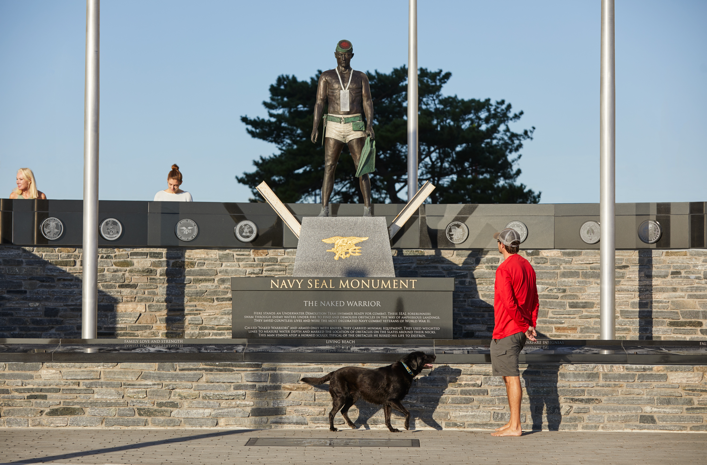 Navy SEAL Monument