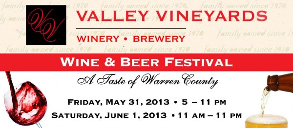 Valley Vineyards Wine and Beer Fest