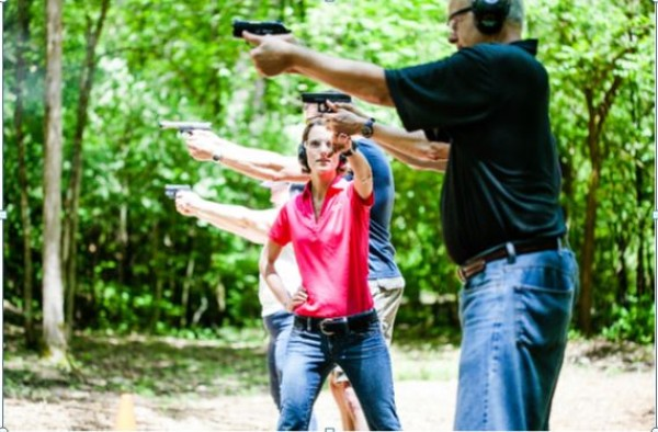 Wendy Monroe Named NRA Training Counselor