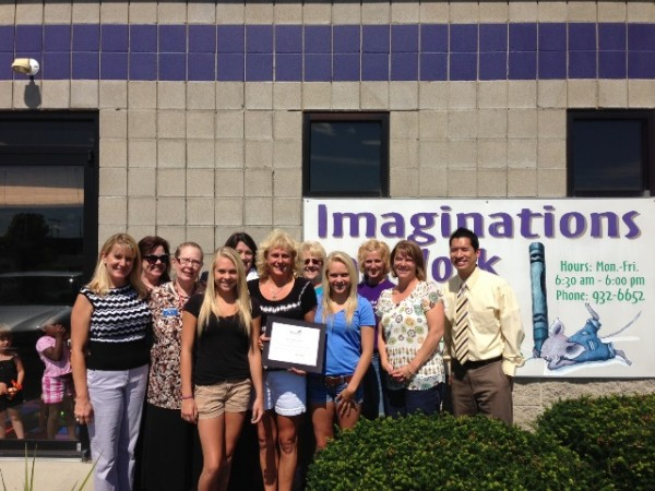 Imaginations At Work Childcare Celebrates 10 Years!!
