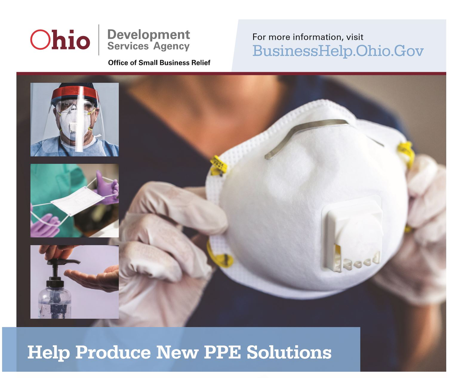 Ohio PPE Retooling and Reshoring Grant Program