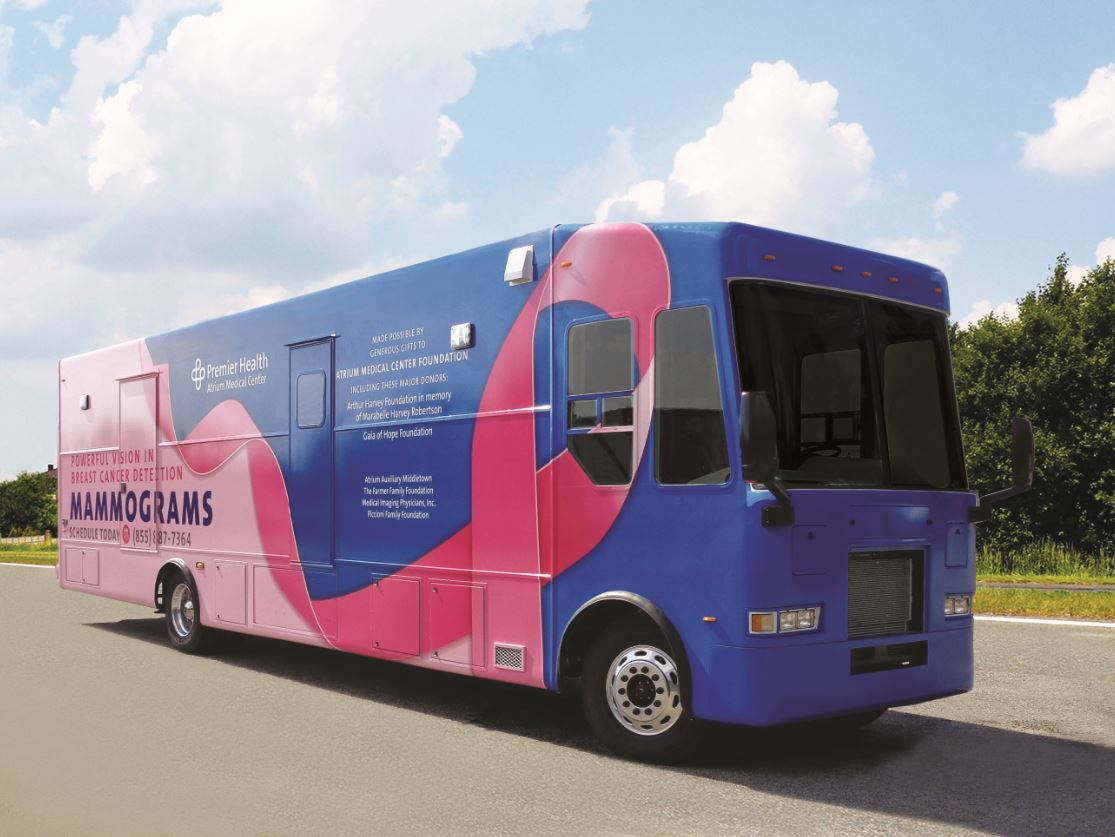 Schedule a Screening Mammography Near You in December